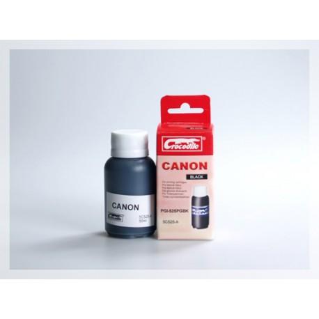 CROCODILE 5C525-A, 50ml samostatný inkoust pro CANON PGI-525PGBK.
