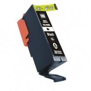 Canon PGI-550PGBK XL, kompatibilní cartridge, 6431B001, 22ml, pigmentová černá s čipem,