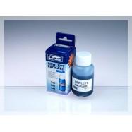 CROCODILE HPI234-C, 50ml samostatný inkoust pro HP C9361, 342 - C9363, 344 - C8766, 343.