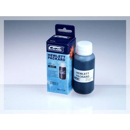 CROCODILE RDJ 111-A, 100ml samostatný inkoust pro HP C4840, 10 - C4814, 13 - C4844, 11.