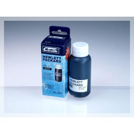 CROCODILE RDJ 180-A, 100ml samostatný inkoust pro HP 51645, 45 - C6615, 15.
