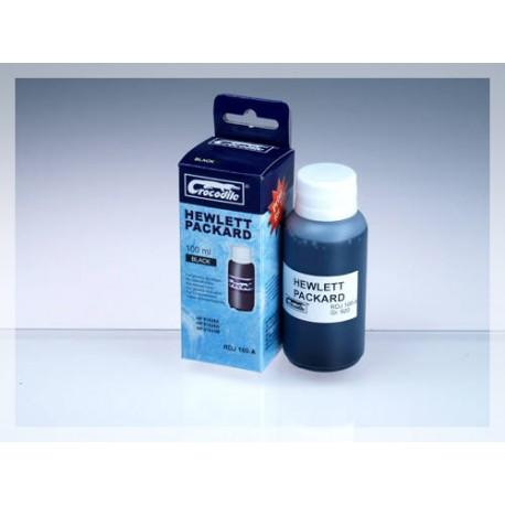 CROCODILE RDJ 100-A, 100ml samostatný inkoust pro HP 51626, 26 - 51633, 33.