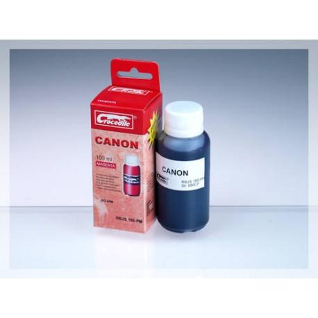 CROCODILE RBJS 180-PM, 100ml samostatný inkoust pro CANON BCI-6PM.