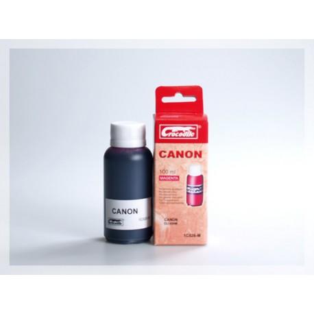 CROCODILE 1C526-M, 100ml samostatný inkoust pro CANON CLI-526M.