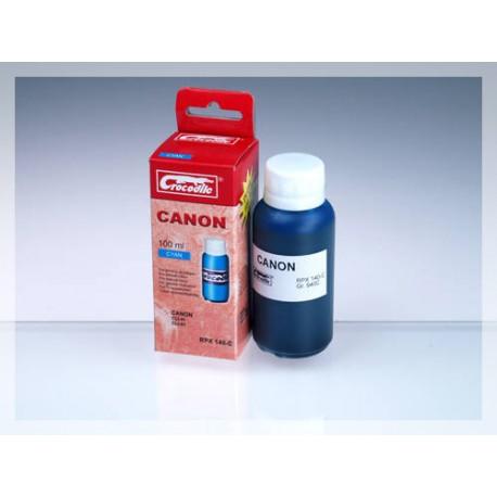 CROCODILE RPX 140-C, 100ml samostatný inkoust pro CANON CL-38, CL-41, CL-51.