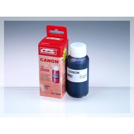 CROCODILE RPX 140-M, 100ml samostatný inkoust pro CANON CL-38, CL-41, CL-51.