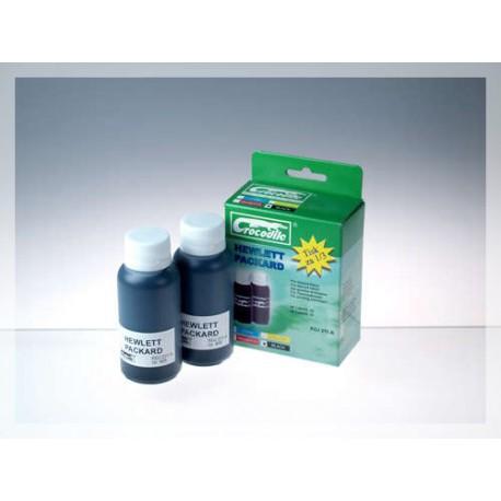 CROCODILE RDJ 211-A, 200ml samostatný inkoust pro HP C4840, 10 - C4814, 13 - C4844, 11.