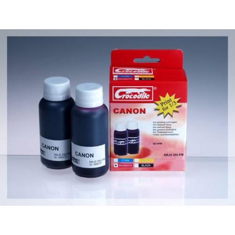 CROCODILE RBJS 280-PM, 200ml samostatný inkoust pro CANON BCI-6PM.