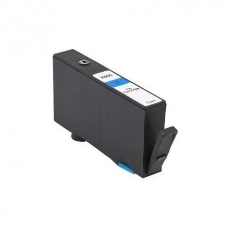 HP CZ110A, HP655XL s čipem, kompatibilní cartridge, 12ml, 550stran, Cyan - azurová