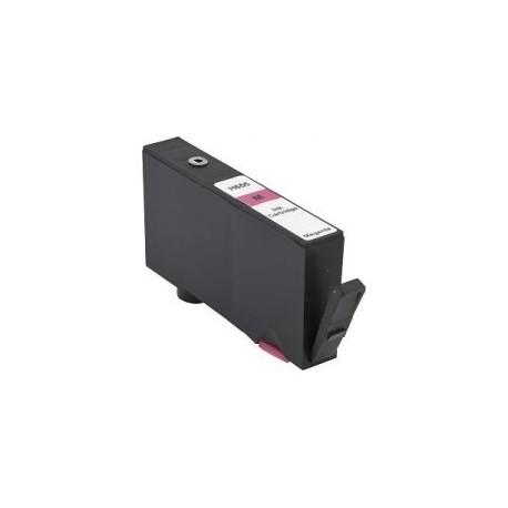 HP CZ111A, HP655XL s čipem, kompatibilní cartridge, 12ml, 550stran, Magenta - purpurová