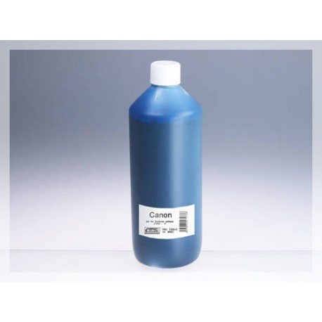 CROCODILE RBJ 1300-C, 1000ml samostatný inkoust pro CANON BCI-3eC.