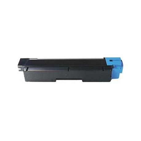 Kyocera-Mita TK-590C, kompatibilní toner, FS-C2026MFP, TK590, TK 590, 5000s, azurová