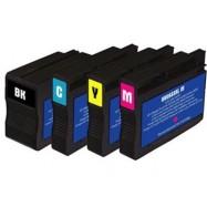 HP CN056, No.933XL, kompatibilní cartridge, 17ml, 1000 stran, Yellow - žlutá, pw