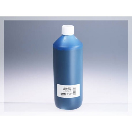 CROCODILE LH301-C, 1000ml samostatný inkoust pro HP CC656,901-CH562EE,301-CH564EE,301XL.