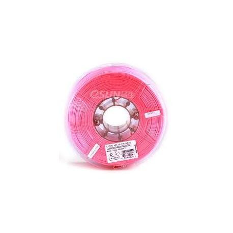 Esun3d tisková struna PLA, 1,75mm, luminous red - svítící červená, 1kg/role