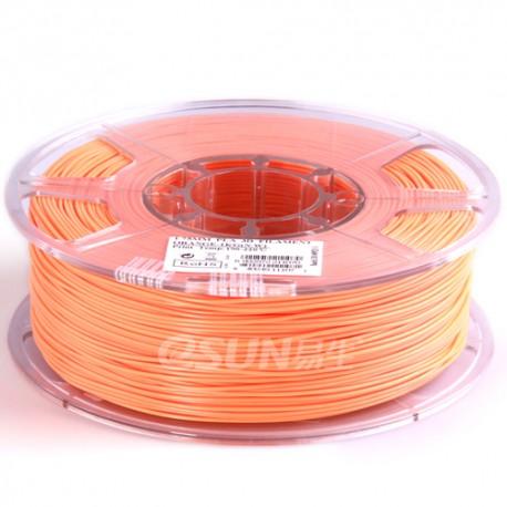 Esun3d tisková struna PLA, 1,75mm, orange - oranžová, 1kg/role