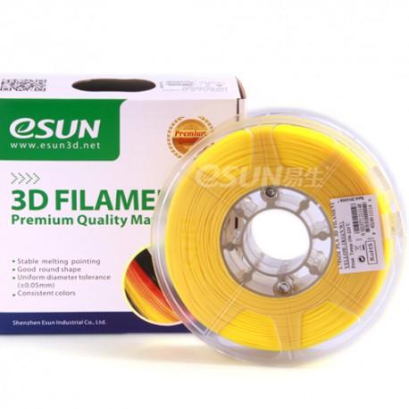 Esun3d tisková struna PLA, 1,75mm, yellow - žlutá, 1kg/role