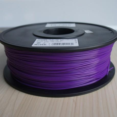 Esun3d tisková struna PLA, 3mm, purple - fialová, 1kg/role