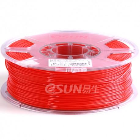 Esun3d tisková struna PLA, 3mm, red - červená, 1kg/role