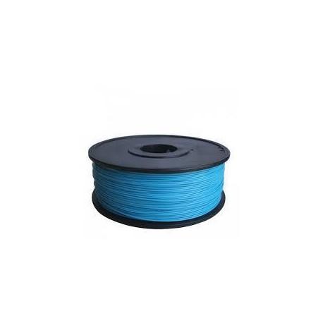 Esun3d tisková struna HIPS, 1,75mm, luminous blue - zářivě modrá, 1kg/role