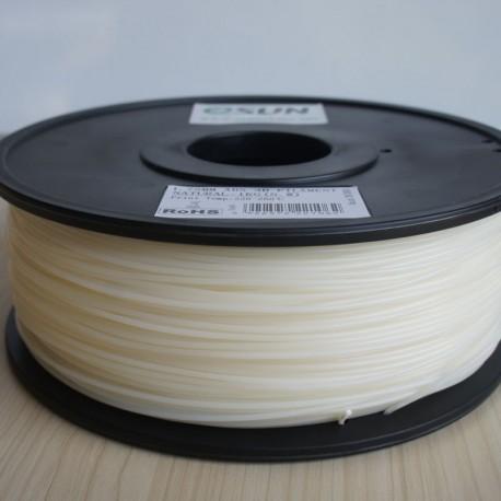 Esun3d tisková struna HIPS, 1,75mm, natural - přírodní, 1kg/role