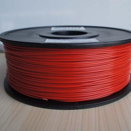 Esun3d tisková struna HIPS, 1,75mm, red - červená, 1kg/role