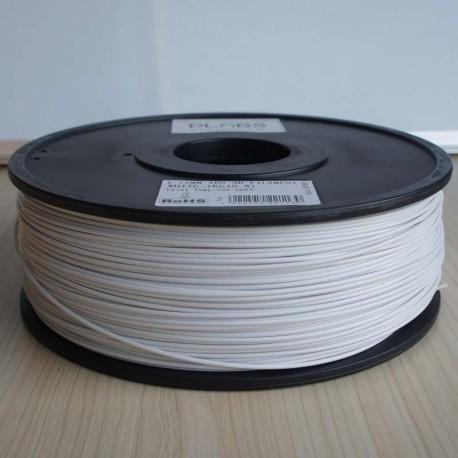 Esun3d tisková struna HIPS, 1,75mm, white - bílá, 1kg/role