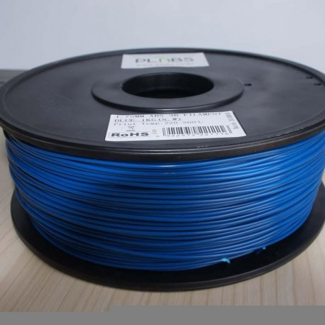 Esun3d tisková struna HIPS, 3mm, blue - modrá, 1kg/role