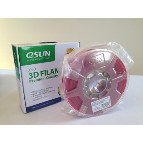 3D Tisková struna Esun3d CZ, PETG, 3 mm, magenta, purpurová, 1kg/role