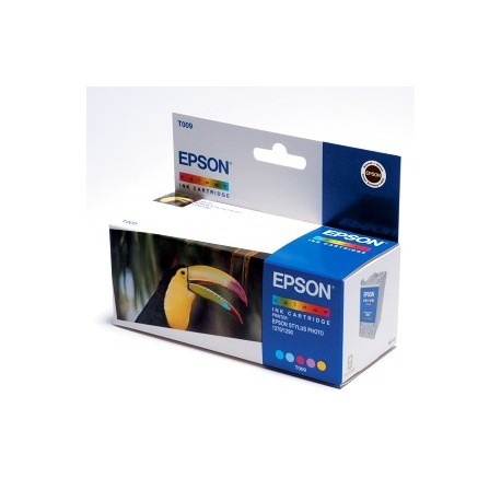EPSON T009 COL, kompatibilní cartridge, 5x12,5ml, color-barevná