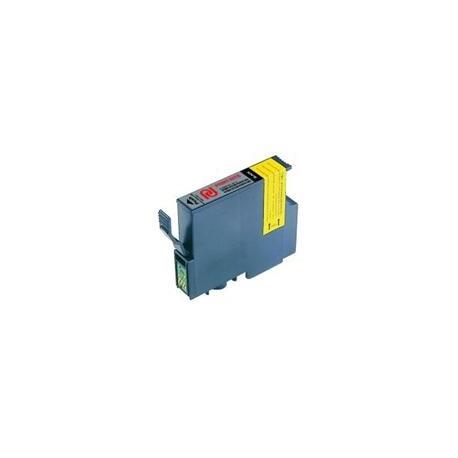 EPSON T0331 BK, kompatibilní cartridge, 15,8ml, black-černá