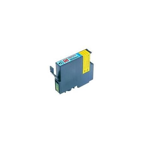 EPSON T0332 C, kompatibilní cartridge, 15,8ml, cyan-azurová