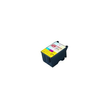 EPSON T041 COL, kompatibilní cartridge, 12.5ml, color-barevná