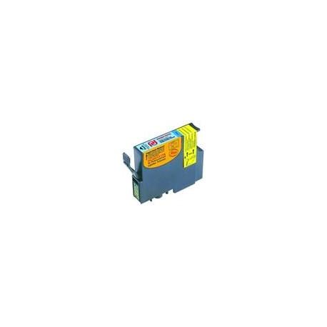 EPSON T0422 C, kompatibilní cartridge, 16ml, cyan-azurová