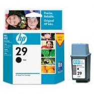 HP 51629, No.29 BK, kompatibilní cartridge, 40ml, black-černá