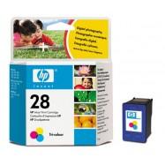 HP C8728A, No.28 C/M/Y, kompatibilní cartridge, 14ml, Color-barevná