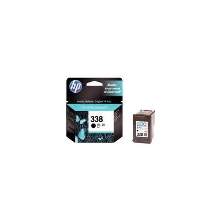 HP C8765, No.338 BK, kompatibilní cartridge, 17ml, Black-černá, rt