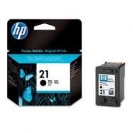 HP C9351, No.21 BK, kompatibilní cartridge, 21ml, Black-černá