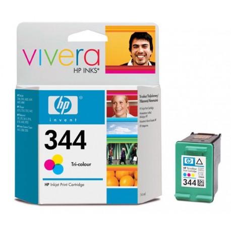 HP C9363, No.344 C/M/Y, kompatibilní cartridge, 14ml, Color-barevná, PW