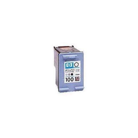 HP C9368, No.100, kompatibilní cartridge, GREY PHOTO, 18ml, color