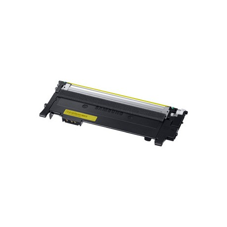 Samsung CLT-Y404S, kompatibilní toner, SL-C430 / C480, 1000 stran, Yellow - žlutá