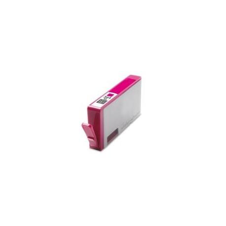 HP CB324EE, No.364 M XL no chip, kompatibilní cartridge, 15ml, magenta-purpurová