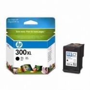 HP CC641EE XL, No.300 BK XL, kompatibilní cartridge, 19ml, black-černá