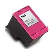 HP CC656, No.901 COLOR XXL, kompatibilní cartridge, 20ml, Color-barevná