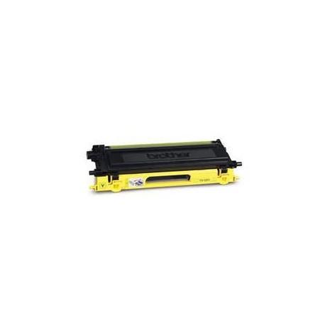 Brother TN-130Y, TN130Y, TN 130Y, kompatibilní toner, 1 500 stran, yellow - žlutá