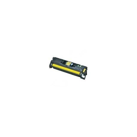 Canon EP-701Y, kompatibilní toner, 9284A003, Type 701-Y, 4000s, yellow-žlutá
