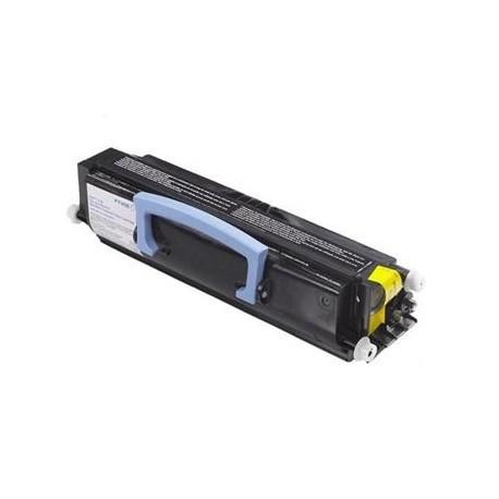 Dell 1720, kompatibilní toner, Dell 593-10237, MW558, RP380, 9000s, black-černá
