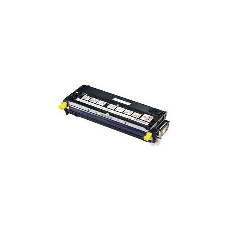 Dell NF556, kompatibilní toner, 593-10221, Dell 3110cn, 3115cn, 8000s, yellow-žlutá