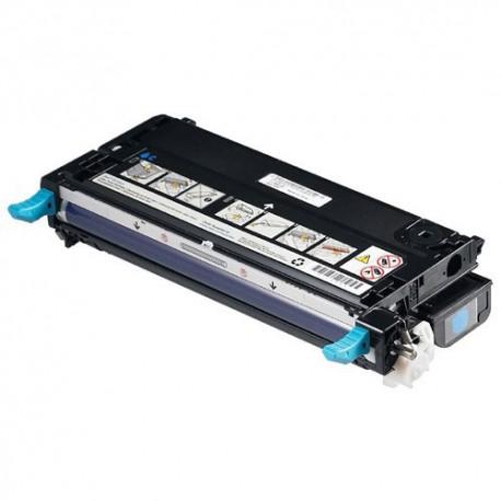 Dell PF029, kompatibilní toner, 593-10171, Dell 3110cn, 3115cn, 8000s, azurová
