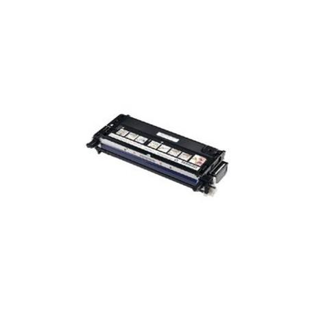 Dell PF030, kompatibilní toner, 593-10170, Dell 3110cn, 3115cn, 8000s, black-černá